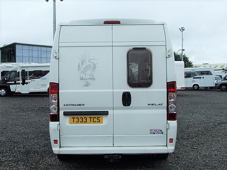 Citroen Relay Campervan No Vrt To Pay For Sale At