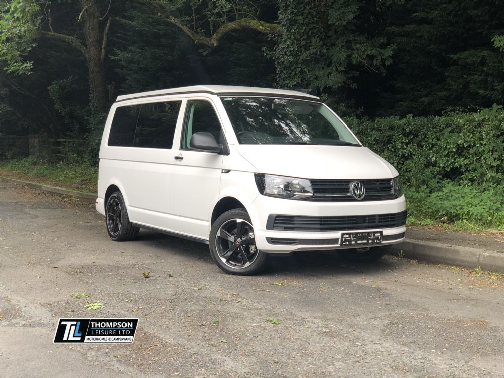 TCC EVOLUTION - NEW VOLKSWAGEN CAMPER VAN