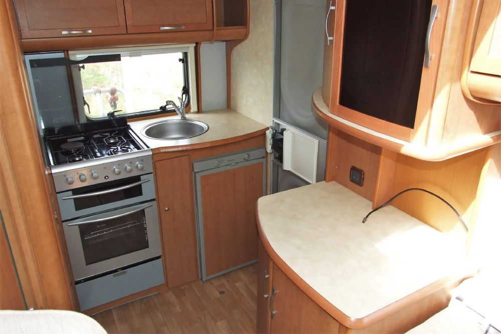 Bessacar E435 For Sale At Thompson Leisuire Motorhome