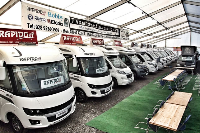 Motorhomes for Sale | Quality New & Used Motorhome Sales in